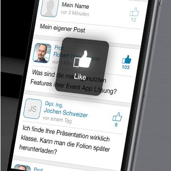 Konferenz App ios