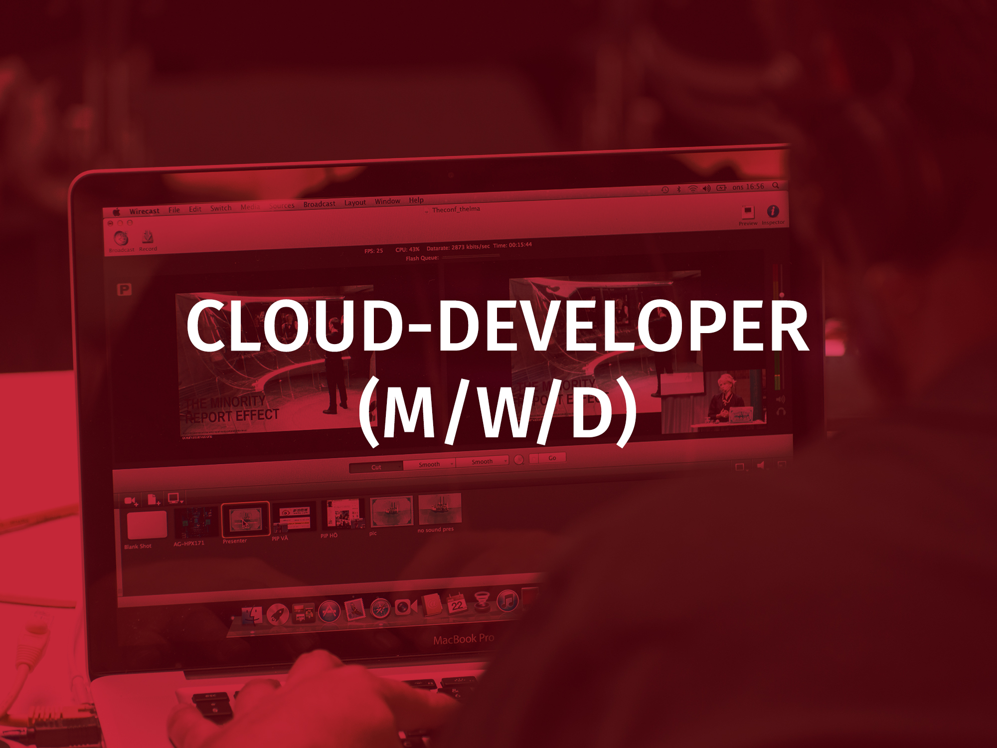Cloud Developer